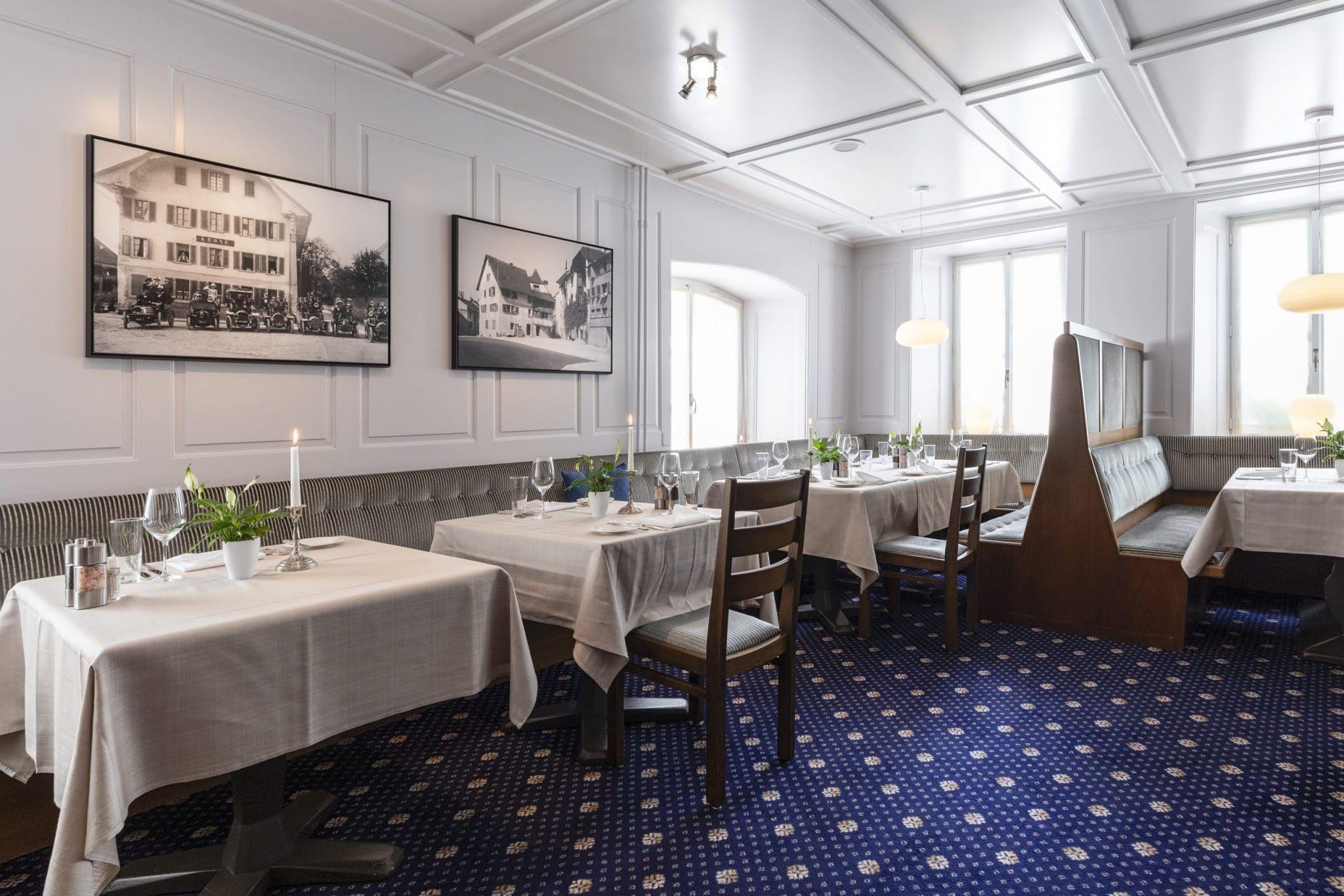 Hotel Krone Restaurant