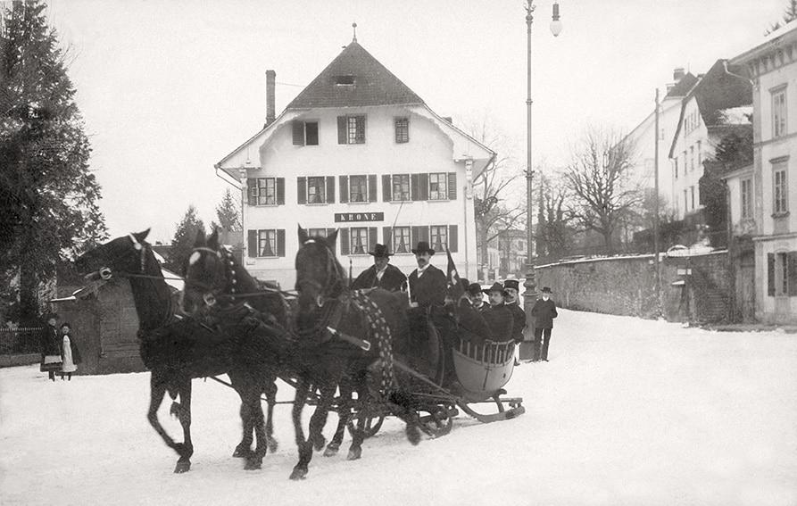 Gasthaus Krone Lenzburg